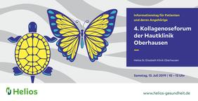 4. Kollagenoseforum in Oberhausen 13. Juli 2019